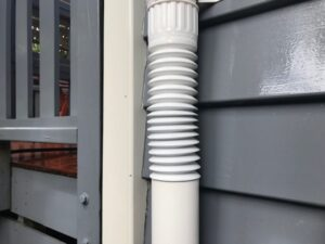 Gutter cleaning downpipe diverter Auckland NZ